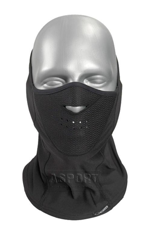 ec1638cd70377 Bandana, komin na szyję, na twarz, z membraną, wiatroodporny WARMline S  Rozmiar. Powiększ zdjęcie