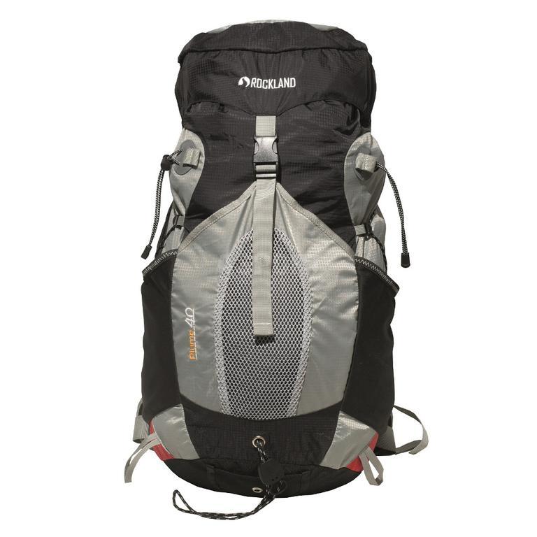 a583d19eb9dc3 Plecak turystyczny, trekkingowy PLUME 40L Rockland Kolor: czarny w sklepie  internetowym Asport.pl. Powiększ zdjęcie