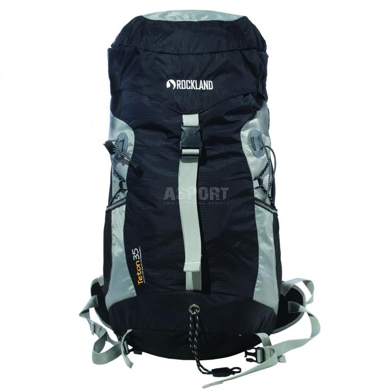 5a426f2f7f77c Plecak turystyczny, trekkingowy PLUME 35L Rockland Kolor: czarny w sklepie  internetowym Asport.pl. Powiększ zdjęcie