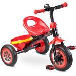 Rowerek dziecięcy, 3-kołowy 3-5 lat CHARLIE czerwony Toyz w sklepie internetowym Asport.pl