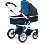 Wózek dziecięcy, wielofunkcyjny, spacerowy, gondola COMPASS Caretero w sklepie internetowym Asport.pl