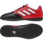 Buty młodzieżowe treningowe turfy ACE 17.4 TF J czerwone Adidas Rozmiar: 37 1/3 w sklepie internetowym Asport.pl