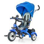 Rowerek dziecięcy, trójkołowy, wózek spacerowy TOMY BLUE Milly Mally w sklepie internetowym Asport.pl