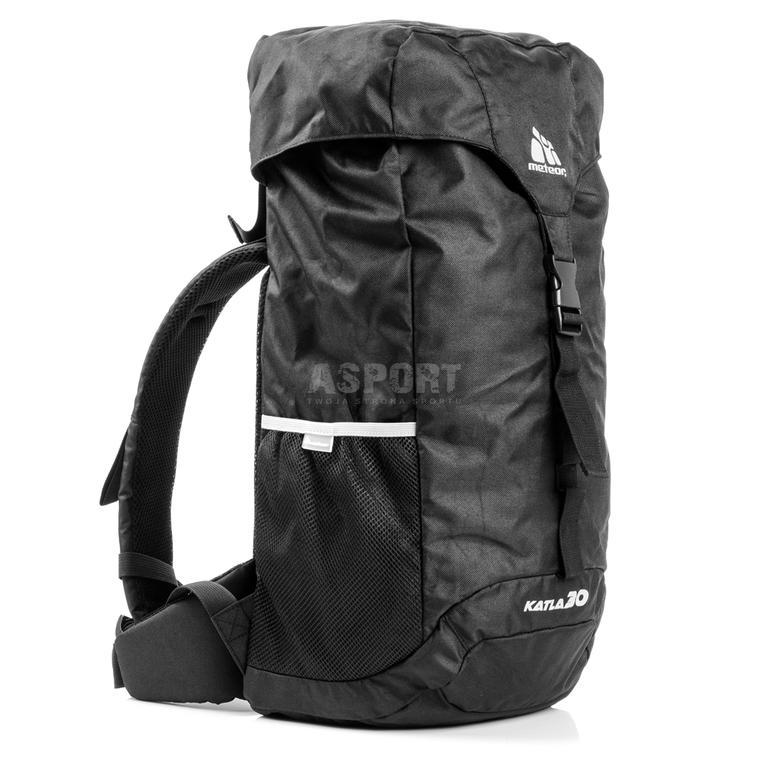 305d3269ed609 Plecak turystyczny, trekkingowy KATLA 30l Meteor Kolor: czarny w sklepie  internetowym Asport.pl. Powiększ zdjęcie
