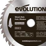 Tarcza piła widiowa TCT do cięcia drewna EVOLUTION 230mm - 40z w sklepie internetowym Hurtownia Przemysłowa