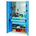Szafa warsztatowa spawana z szufladami na narzędzia 95x60x195cm w sklepie internetowym Hurtownia Przemysłowa