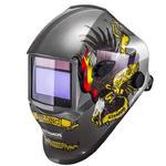 Maska przyłbica spawalnicza automatyczna samościemniająca z funkcją grind EAGLE EYE w sklepie internetowym Hurtownia Przemysłowa