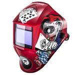 Maska przyłbica spawalnicza automatyczna samościemniająca z funkcją grind POKERFACE w sklepie internetowym Hurtownia Przemysłowa