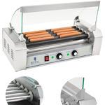 Grill rolkowy z szybą Roller grill z rolkami z teflonu 5T w sklepie internetowym Hurtownia Przemysłowa