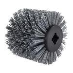 Walec szlifierski szczotka walcowa nylonowa do satyniarki 120x100mm w sklepie internetowym Hurtownia Przemysłowa