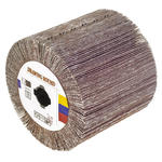 Ściernica listkowa walcowa do satyniarki i szlifierki 110x100mm P240 w sklepie internetowym Hurtownia Przemysłowa