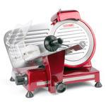 Elektryczna krajalnica do wędlin sera PROFI LINE RED EDITION 220mm 280W Hendi 970294 w sklepie internetowym Hurtownia Przemysłowa