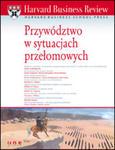 Harvard Business Review. Przywództwo w sytuacjach przełomowych w sklepie internetowym Maklerska.pl