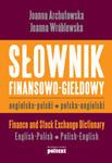 Słownik finansowo-giełdowy: angielsko-polski, polsko-angielski w sklepie internetowym Maklerska.pl