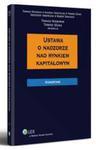 Ustawa o nadzorze nad rynkiem kapitałowym. Komentarz w sklepie internetowym Maklerska.pl