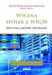 Wycena spółek z WIG30 w sklepie internetowym Maklerska.pl