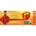Bon podarunkowy o wartości 100 zł w sklepie internetowym GoldenSet.pl