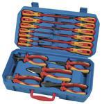 Walizka z narzędziami (zestaw dla elektryka) Airpress 75260 w sklepie internetowym Cooltools.pl