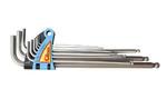 """Corona zestaw kluczy imbusowych HEX bardzo długie CALOWE 1/16""""-3/8"""" 9PC C6617 w sklepie internetowym Toptools"""