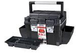PATROL skrzynka narzędziowa HD BOX COMPACT 1 PLUS CZARNA w sklepie internetowym Toptools