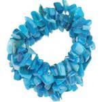 Bransoletka z koralików w kolorze turkusowym w sklepie internetowym Fantaste