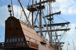 Fototapeta statek piracki 925 w sklepie internetowym Deco-Wall.pl