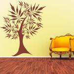 naklejka ścienna drzewa gałęzie 83 w sklepie internetowym Deco-Wall.pl