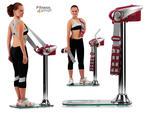 SPRZĘT REHABILITACYJNY MASAŻER TACTILE TONIC BH FITNESS G.225 w sklepie internetowym Fitness4you.pl
