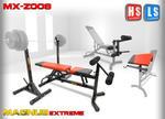 Ławka do ćwiczeń akcesoria Magnus Extreme MX-Z008 w sklepie internetowym Sportbody.pl
