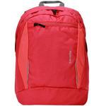 Mały plecak turystyczno-wycieczkowy Travelite, czerwony w sklepie internetowym Portfele.net