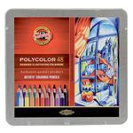 Artystyczne kredki ołówkowe sześciokÄ tne 48 kolorĂłw KOH-I-NOOR w sklepie internetowym Portfele.net