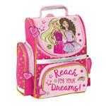 Lekki tornister szkolny róşowy Barbie, Paso w sklepie internetowym Portfele.net