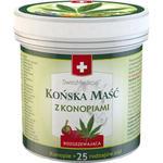 HERBAMEDICUS Końska maść z Konopiami rozgrzewająca 250ml (Szwajcaria) w sklepie internetowym Naturanet.pl