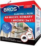 Bros Elektro + Płyn Na Muchy, Komary i Mrówki 3w1 w sklepie internetowym Farmersklep