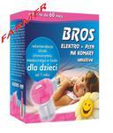 Bros Elektro + Płyn Na Komary Sensitive Dla dzieci w sklepie internetowym Farmersklep
