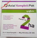 Axial Komplett Pak (2*1l + Winnetou 20 WG 40 g.) w sklepie internetowym Farmersklep