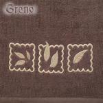 Recznik Gracja 70x140 Czekolada Greno w sklepie internetowym Karo.waw.pl