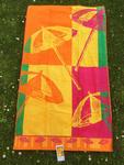 Ręcznik plażowy 90x160 Parasolki 0090 Ziplar w sklepie internetowym Karo.waw.pl