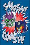 Ręcznik dziecięcy Angry Birds 40x60 TFBA 01T 0681 Detexpol w sklepie internetowym Karo.waw.pl