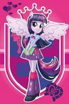 Ręcznik dziecięcy Equestria Girl 40x60 Kucyki Pony EG 02T 0643 Detexpol w sklepie internetowym Karo.waw.pl