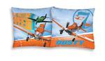 Poszewka bawełniana 40x40 Samoloty Dusty dwa samoloty Bolt rattlin speed w sklepie internetowym Karo.waw.pl