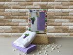 Komplet ręczników kuchennych 2 szt Frutta T28015/E fioletowe winogrono w sklepie internetowym Karo.waw.pl