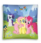 Poszewka dziecięca 40x40 3D Kucyki Pony 11 My Little Pony Detexpol 2486 w sklepie internetowym Karo.waw.pl
