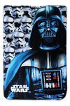Kocyk polarowy 100x150 Star Wars 0811 Gwiezdne Wojny pled dziecięcy w sklepie internetowym Karo.waw.pl