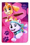 Kocyk polarowy 100x150 Psi Patrol Paw 3111 Pieski Skye Everest pled dziecięcy w sklepie internetowym Karo.waw.pl