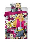 Pościel Barbie 160x200 Fabulos 1159 Faro w sklepie internetowym Karo.waw.pl