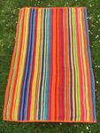Ręcznik plażowy Bali 100x160 Paski 7416/1 w sklepie internetowym Karo.waw.pl
