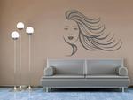 Naklejka na ścianę Kobieta naklejki na ścianę w sklepie internetowym Naklej-To