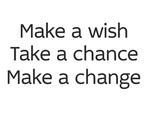 naklejka na ścianę Make a wish naklejka na ścianę w sklepie internetowym Naklej-To