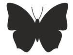 Motyl 8 naklejka mała naklejka na meble, samochód w sklepie internetowym Naklej-To